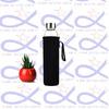 single bottle neoprene water bottle pouch