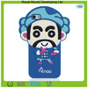 New Product 3D Greedy farmers Silicon Phone Accessory For iPhone 5 5S