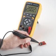Multimeter Probes tweezer capacitor