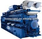 German Brand Engine CNG Generator (Compressed Natural Gas)