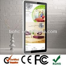 Slim design 32 inch led advertising player(BHC320WS)