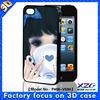 design dancing girl diamond case for iphone 4 4s