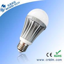 Hot Sales 550 lumen led bulb
