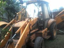 JCB 4CX Loader Excavator