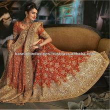 ladies langha wedding langha Eastern bridal dresses