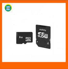 8Gb Micro sd / tf card for Mini Clip MP3 Player