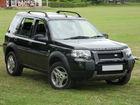 Land Rover Freelander TD4 H