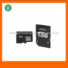 Factory wholesale good quality mobile phone tf card 8gb