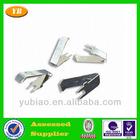 Customized ceiling spring clips , beryllium copper spring ISO9001:2008