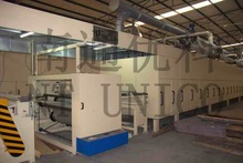 flooring decor paper impregnating and drying production line