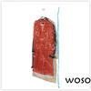 Hanging Vacuum bag vacuum compressed bag for clothes