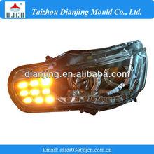 Mitsubishi front lamp/ Lancer EX head light 2010