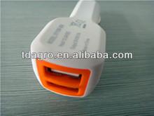 Car USB Adapter + Data Cable for Motorola RAZR V3 V3m
