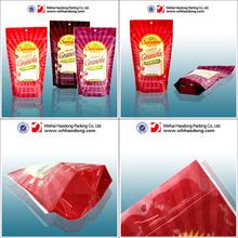 Food Grade Printed Mini Ziplock Plastic Bags