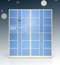 24-Door Fingerprint Locker, biometric fingerprint locker
