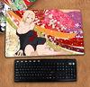 Naruto Shippuuden tsunade anime mouse pad big boobs cartoon girl mouse mat