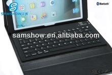 factory supply directly bluetooth keyboard for iPad CE ROHS FCC approval