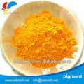 Pigmento amarelo 180 corante em pó pó de ouro de hidróxido de sódio