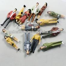 1:50 model painted figure/scale human model