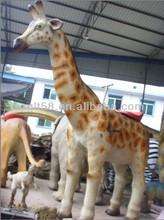 Ourdoor playground equipment animal kiddie rides