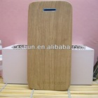 New Product Mobile phone protective wood case for samsung galaxy s4