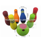 indoor bowling set throw and catch ball game set