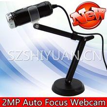 cheap USB android hd webcam oem webcam metal tube webcam