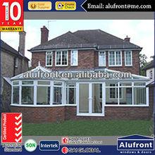 Aluminum Glass Green House/ Aluminum Sunroom