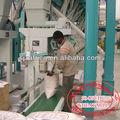 آلات طحن الدقيق القمح 2t/h، القمح عملية معدات يمكن ان تنتج semoulina تركيا المشروع، الخبز، كعكة، البسكويت