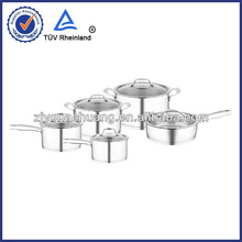 YC high grade stainless steel 304 cookware stockpot