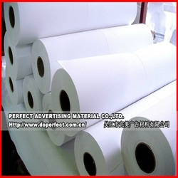 Perfect photo printing poly cotton canvas 420gsm for latex printing
