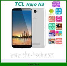 TCL Hero N3 - 6 Inch 1080P Screen MT6589T 2GB RAM Smartphone