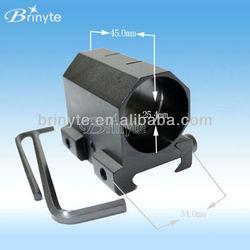 Brinyte Y002 26.5mm Hunting Gun Flashlight Metal Rifle Bracket