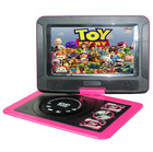 Portable DVD Player USB/AV In/AV Out