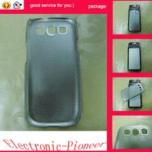 Pretty Peony Pattern Hard Case For Sansung Galaxy S3 I9300