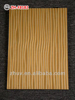 high quality decor 3d wave board for interior decoration