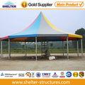 Multi- lato tenda tende da circo in vendita con forte telai in alluminio esagono tenda