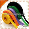 1 inch colorful velcro with double sided tape