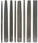 Steel files and rasps