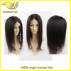 2013 new products long straight color 1B Indian remy hair wigs