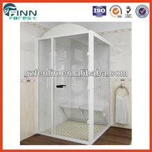 New design outdoor portable wet steam room