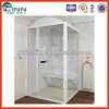 New design outdoor portable wet steam room