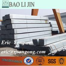 q235b HDG square pipe properties