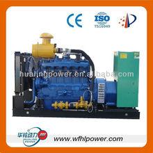 Open/ Silent 80kw gas generator