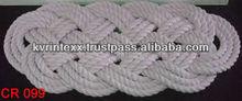 cotton rope hammock swing