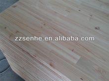 HW1237 Finger Joint Honiki Wood Panel Solid