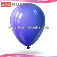 Cheap promotional advertising latex balloon wedding decoration purple and white balloons