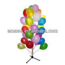 Chrismas plastic tree stand for balloon decoration