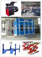 4s shop or workshop auto repair machine spray booth