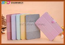 hot sale factory price cute belt clip case for ipad mini leather case
